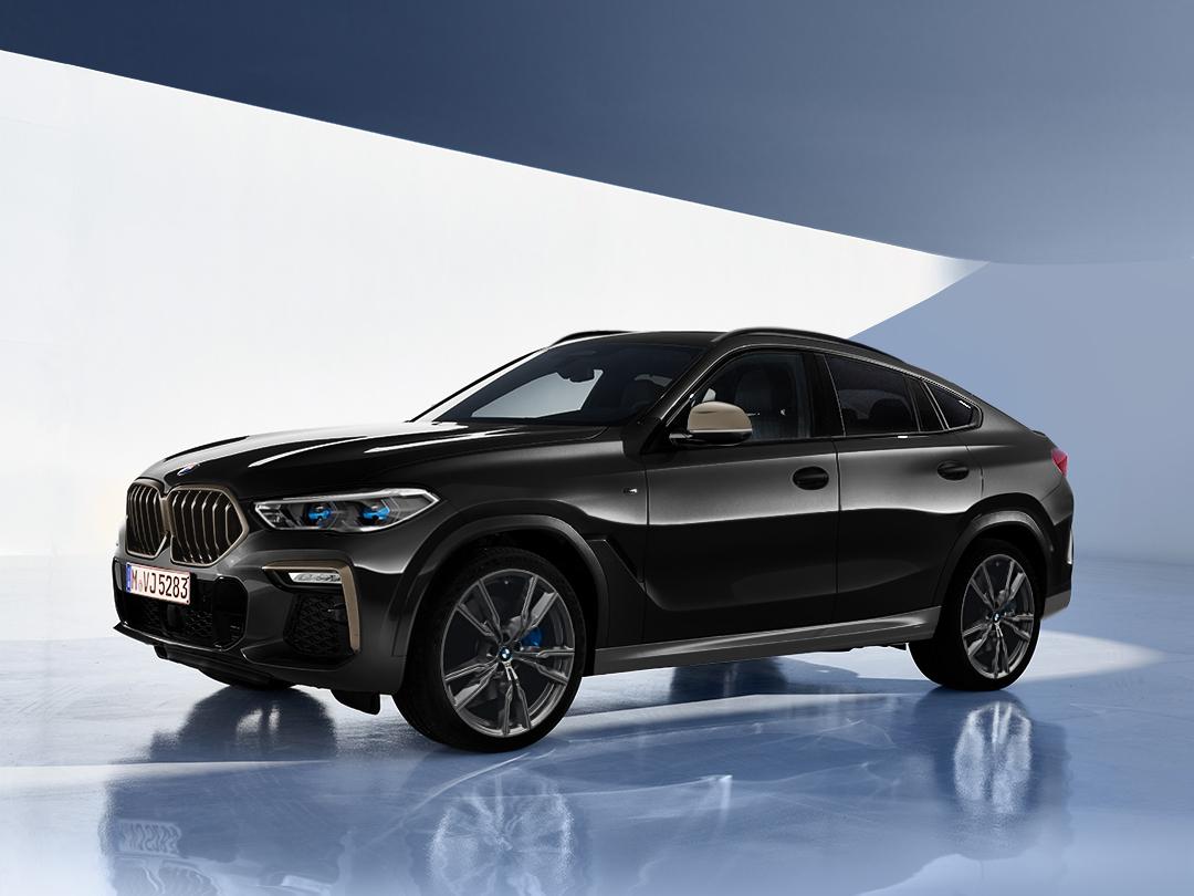 X6 M50i BMW Korea 25th anniversary edition (BMW Korea)