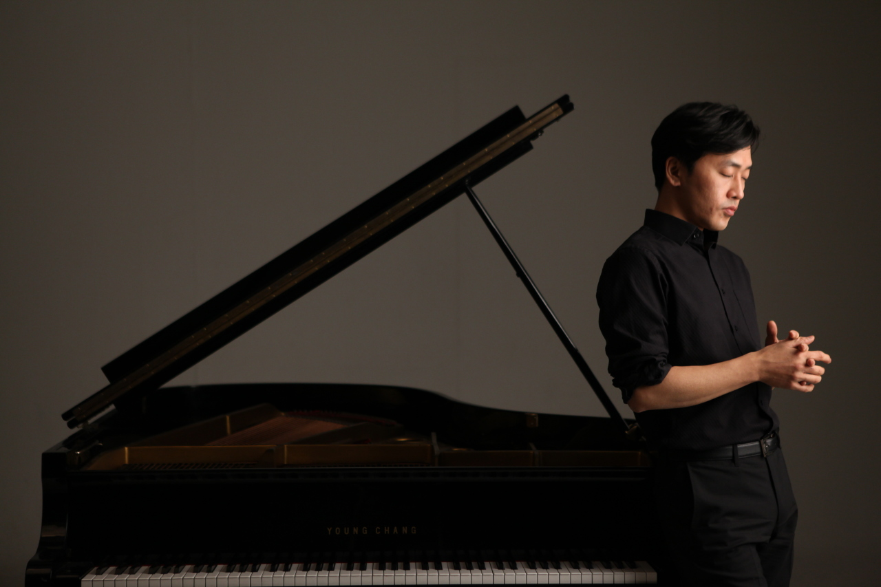 Pianist Sohn Min-soo (MOC Production)