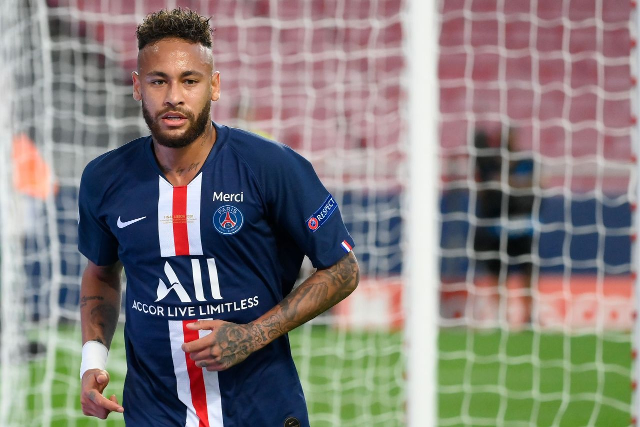 Paris Saint-Germain's Brazilian forward Neymar (AFP-Yonhap)