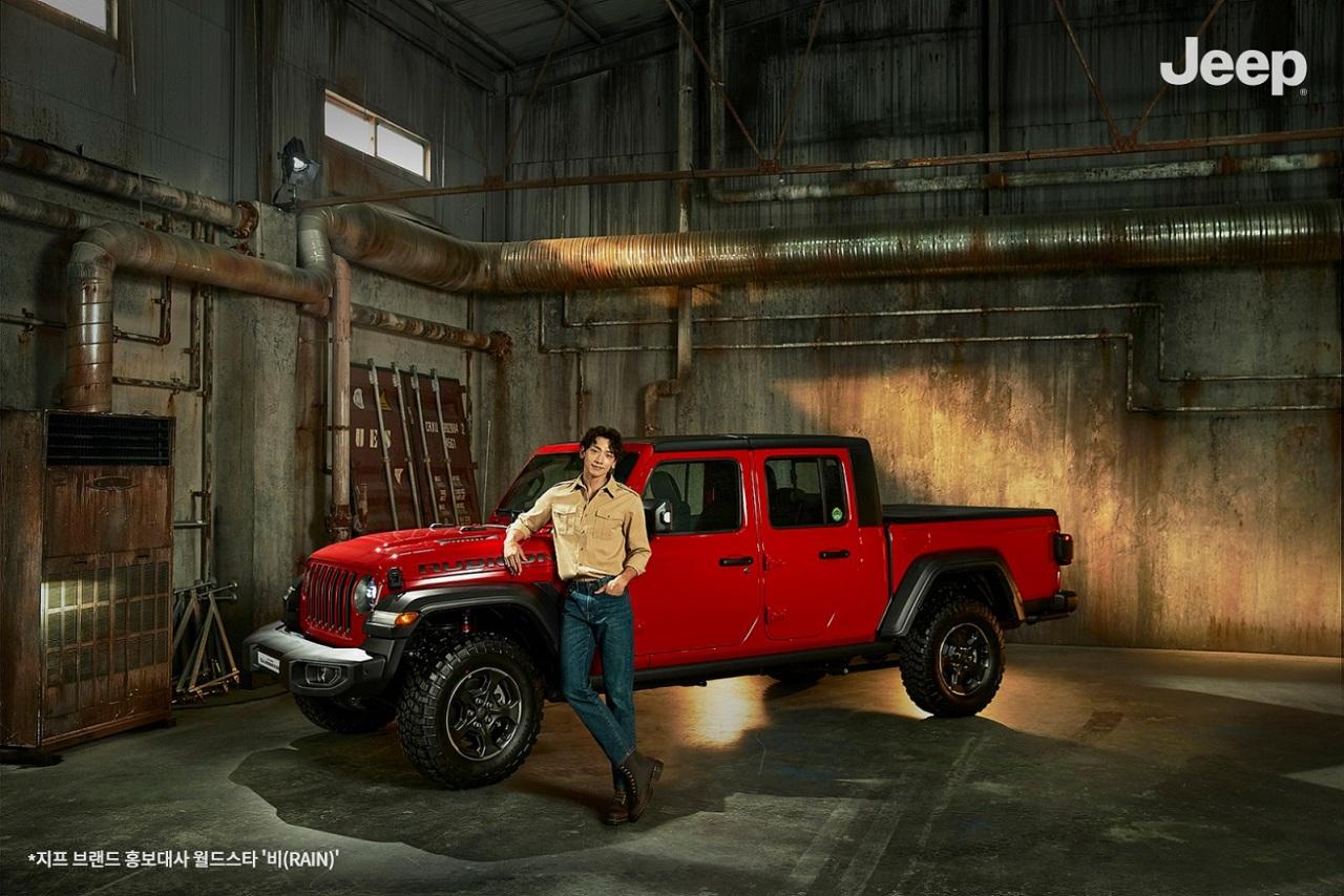 All-New Jeep Gladiator (FCA Korea)