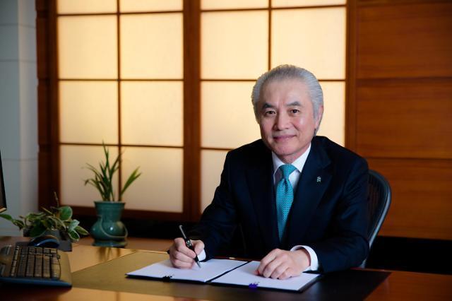 Standard Chartered Bank Korea CEO Park Jong-bok (SC Bank Korea)
