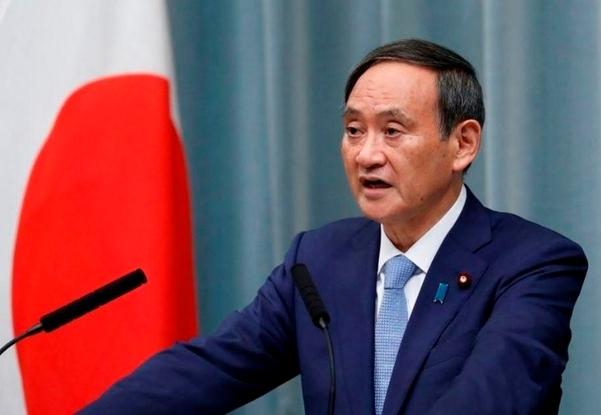Chief Cabinet Secretary Yoshihide Suga (Reuters-Yonhap)