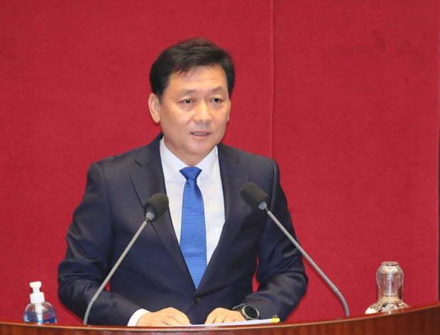 Rep. Lee Kwang-jae of the ruling Democratic Party of Korea (Yonhap)