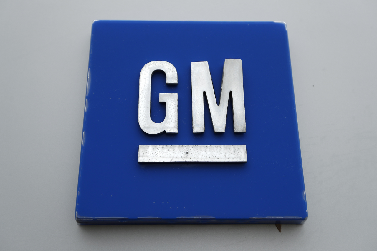 General Motors Detroit-Hamtramck Assembly plant in Hamtramck, Mich. (AP-Yonhap)
