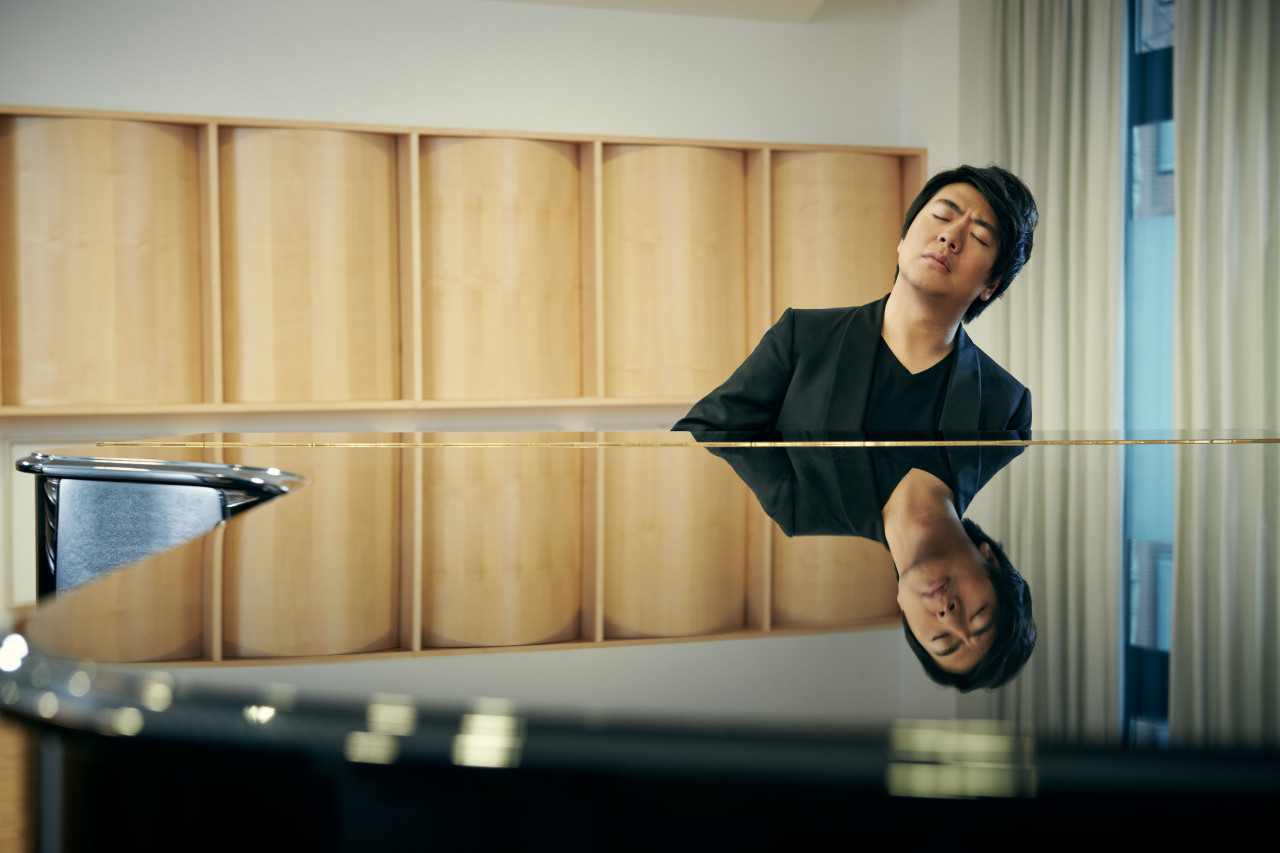 Pianist Lang Lang (Universal Music)