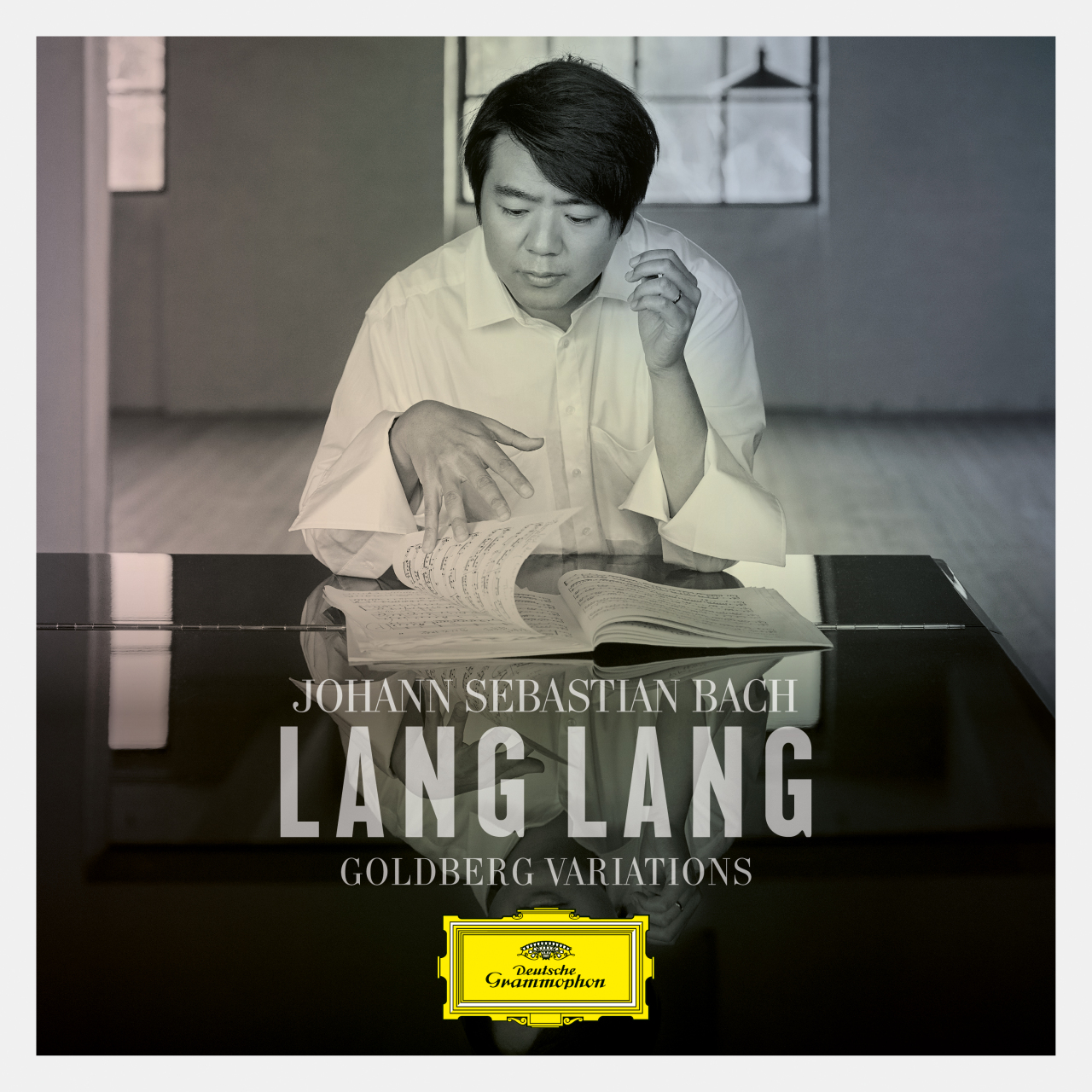 Cover image for Lang Lang's new album (Universal Music)