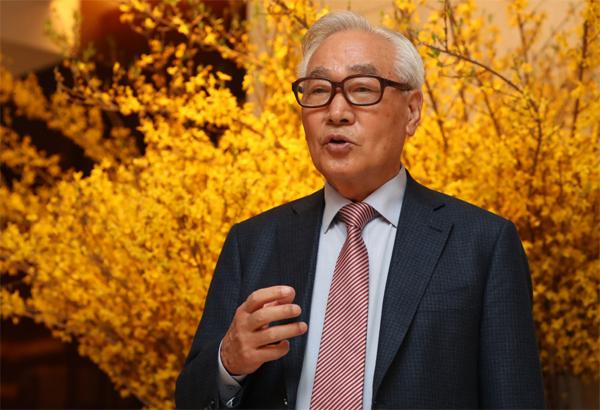 Shinsung E&G Chairman Lee Wan-keun (Shinsung E&G)