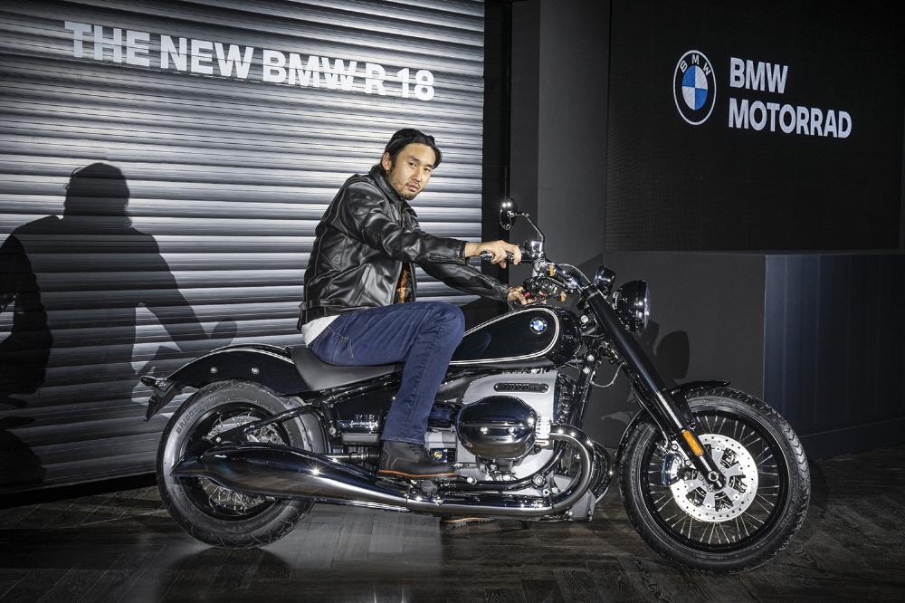 BMW Motorrad's new R 18 (BMW)