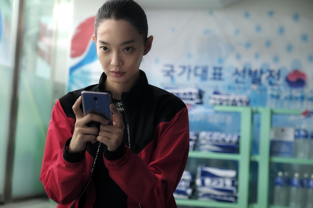 "A scene from ""Diva"" (Megabox Joongang Plus M)"