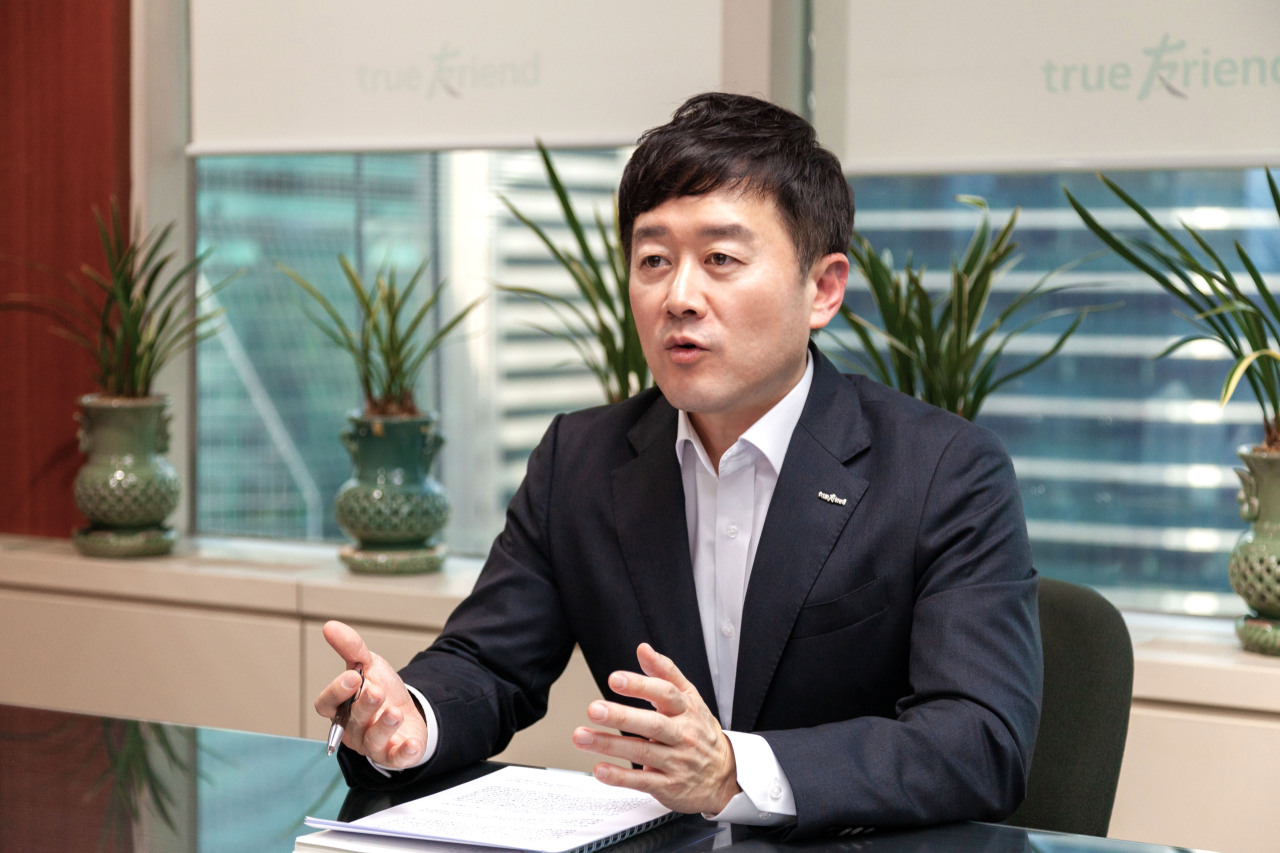 Yun Hee-do, head of research at Korea Investment & Securities (KIS)