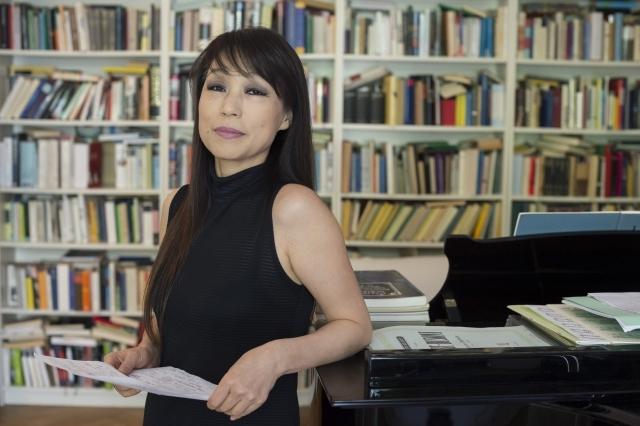 Composer Chin Un-suk (Priska Ketterer)
