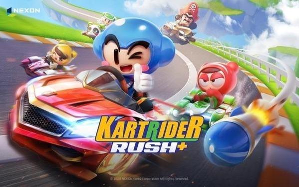 KartRider Rush+ (Nexon)