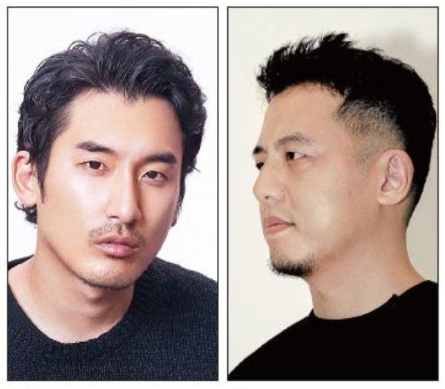 From left: Shin Woo-seok, Noh Kyung-rok (The Korea Herald)