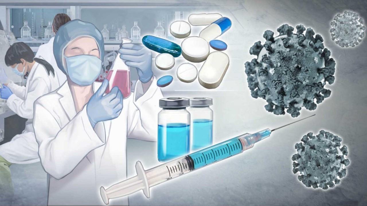 Coronavirus: Sheikh Khalid bin Mohamed receives Covid-19 vaccine