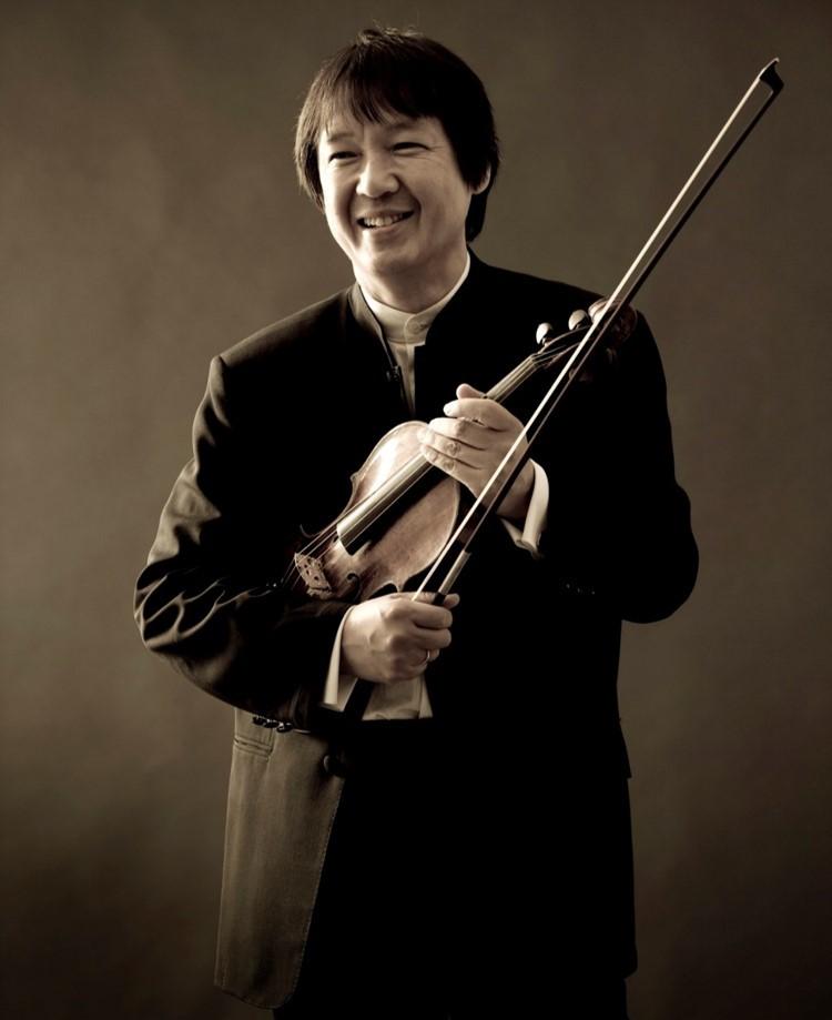 Violinist Kang Dong-suk (SSF)