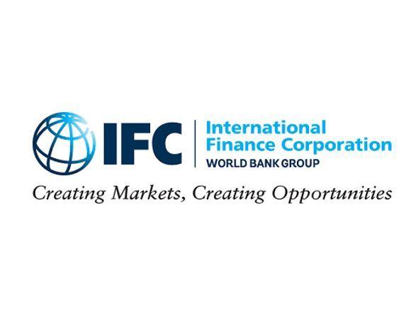A logo of IFC