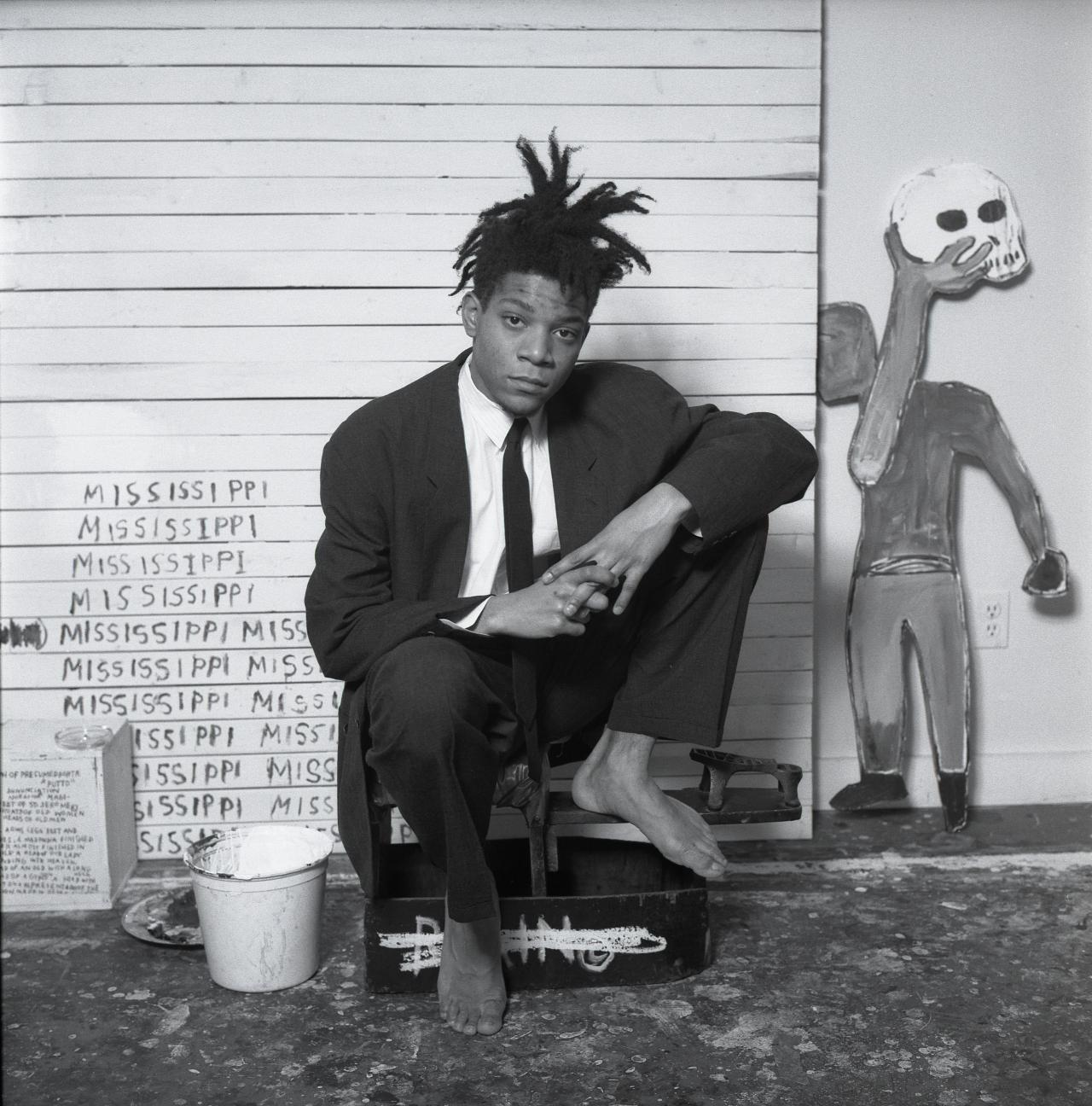 Jean-Michel Basquiat (Lotte Museum of Art)