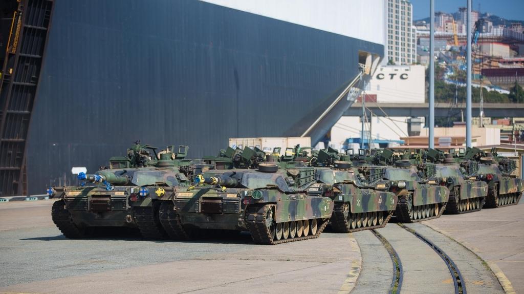 (US Eighth Army)