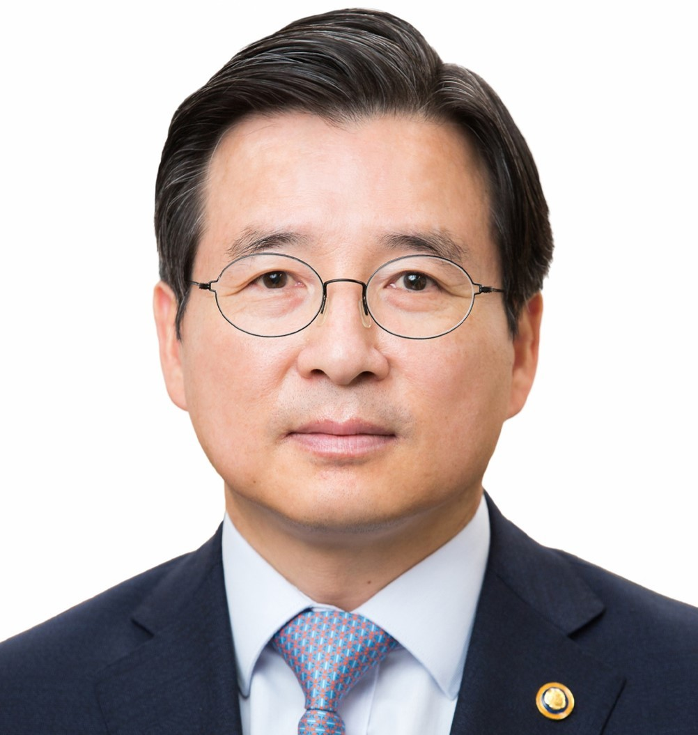 Vice Finance Minister Kim Yong-beom (Ministry of Economy and Finance)