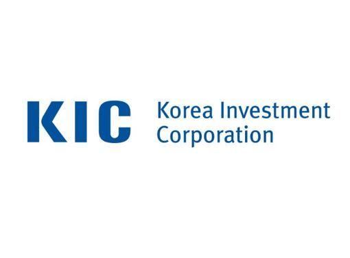 A logo of KIC