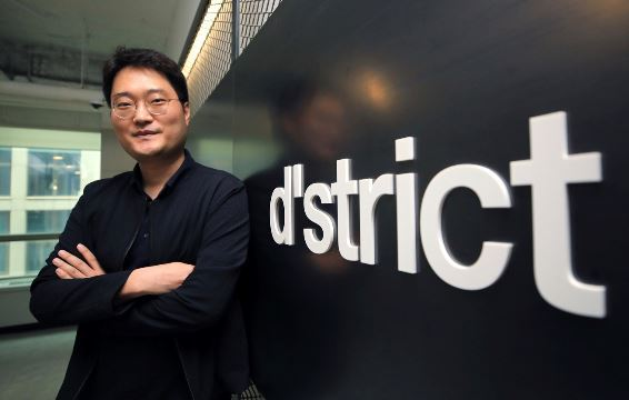 CEO Lee Sung-ho (d'strict)