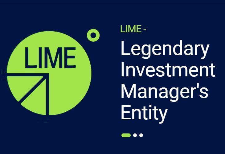 A logo of Lime Asset Management