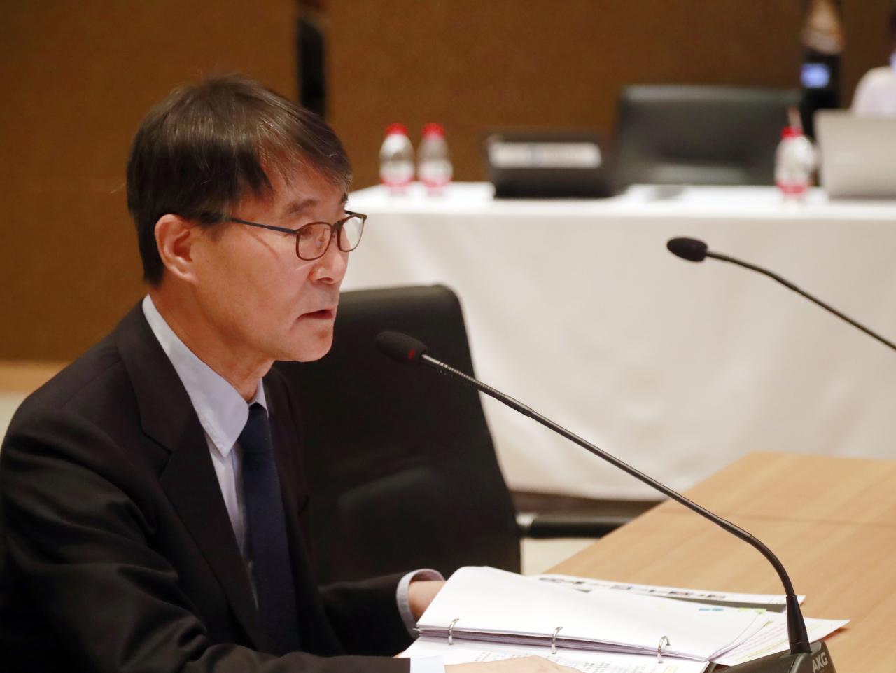 South Korean Ambassador to China Jang Ha-sung (Yonhap)