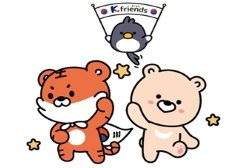 K-Friends characters (KTO)
