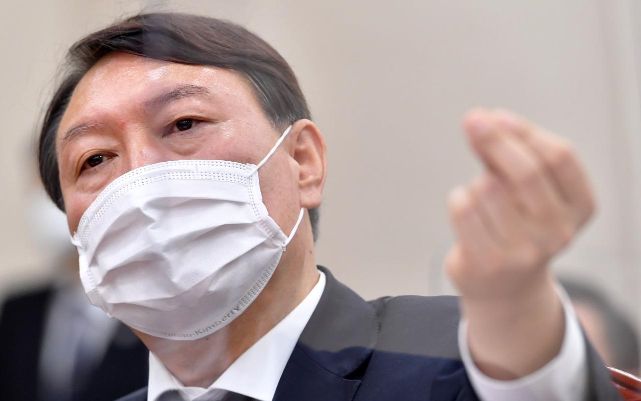 Prosecutor General Yoon Seok-youl (Yonhap)