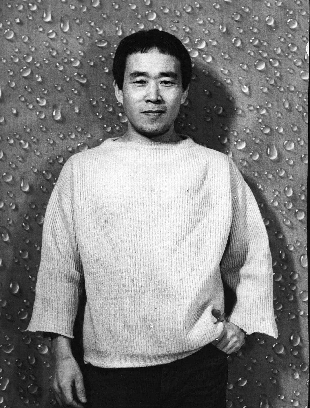 A photo of Kim Tschang-yeul from the 1970s (Gallery Hyundai)