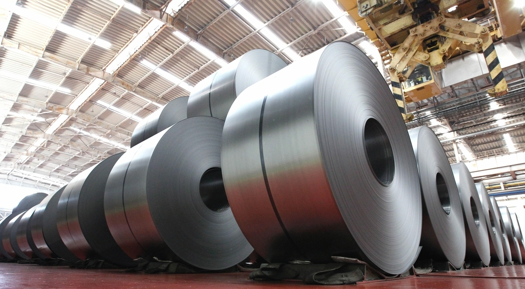 Hyundai Steel's cold rolled steel sheets (Hyundai Steel)