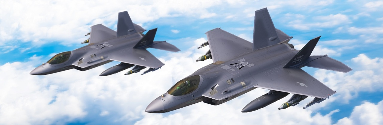 KF-X fighter jet. (Korea Aerospace Industries)