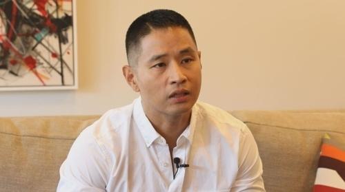 Steve Seung Jun Yoo speaks during an interview on an SBS weekday television entertainment news program, Sept. 17, 2019. (SBS)