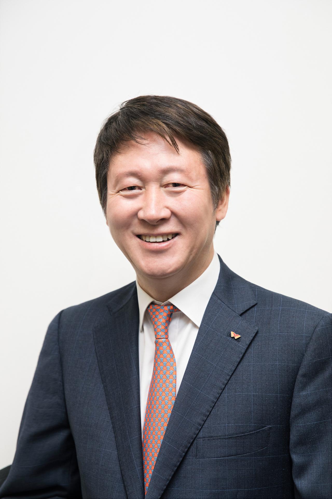 Lim Su-kil, head of PR Office of SK Innovation (SK Innovation)