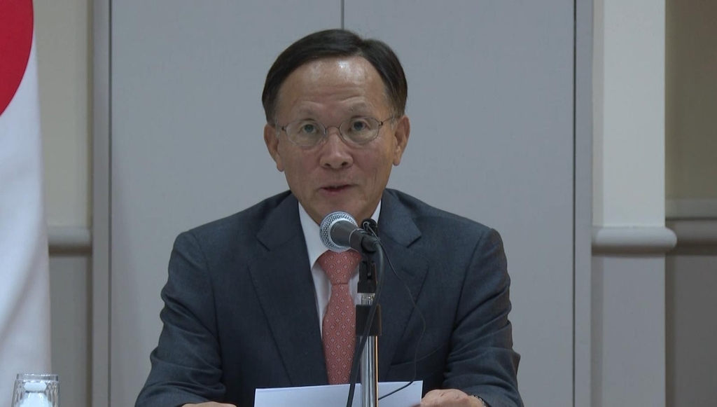 South Korean ambassador to the United States, Lee Soo-hyuck (Yonhap)