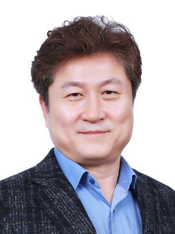 Hong Kyung-pyo, vice president of SK holdings' Brand Management Dept.