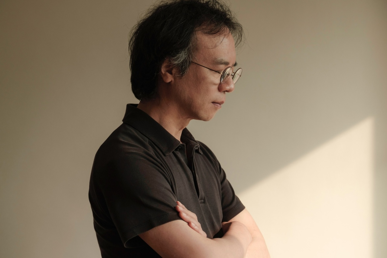 Pianist Park Chang-soo (Kim Shin-joong/The House Concert)