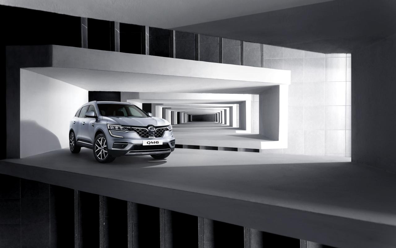 Renault Samsung Motors' the new QM6 (Renault Samsung Motors)