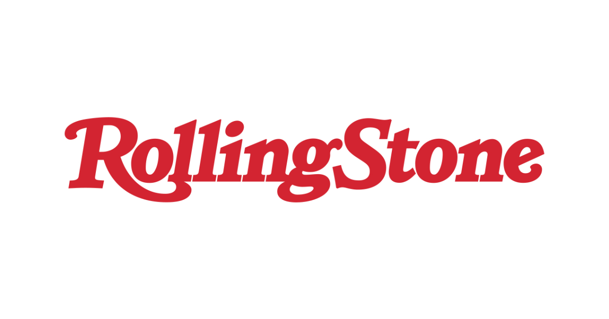 This image, provided by e.L.e Media, shows the logo of US magazine Rolling Stone. (e.L.e Media)
