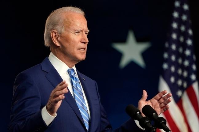 President-elect Joe Biden. (AP-Yonhap)