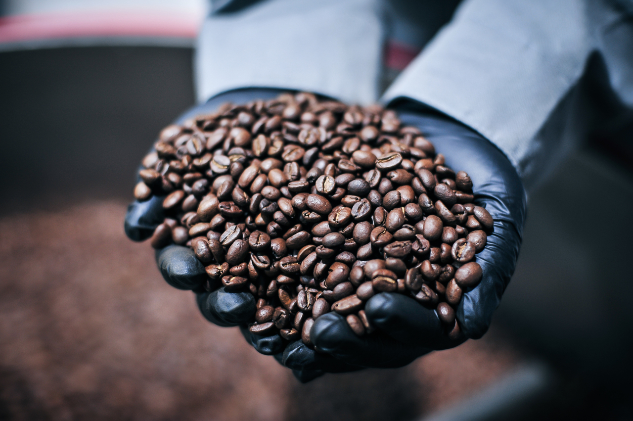 According to Bunker Company CEO Park Seung-kyu's YouTube channel, he helms a roaster that supplies beans to around 600 clients, including a selection of three blends and six single-origins. (Photo credit: Bunker Company)