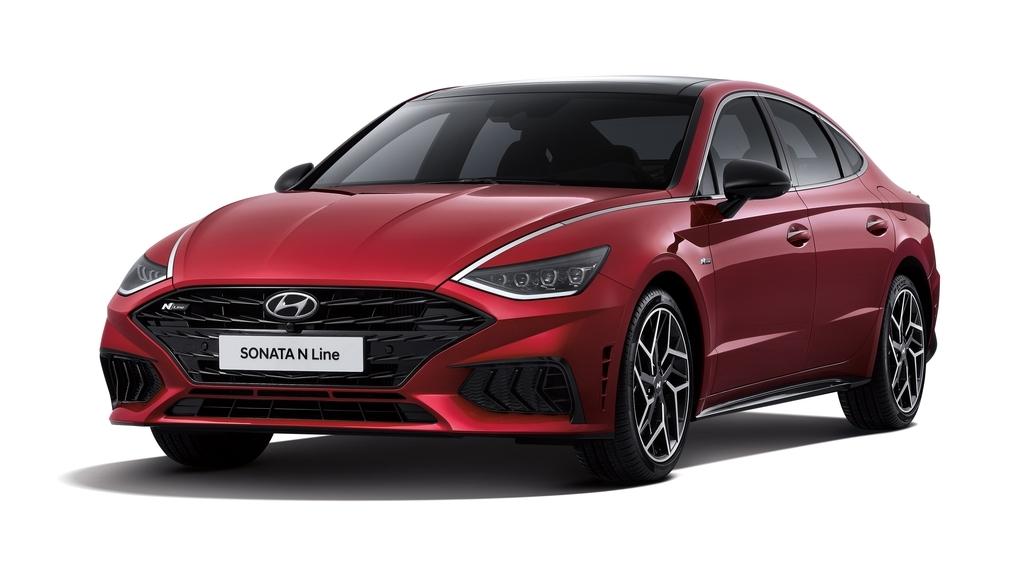 Sonata N Line model (Hyundai Motor Co.)