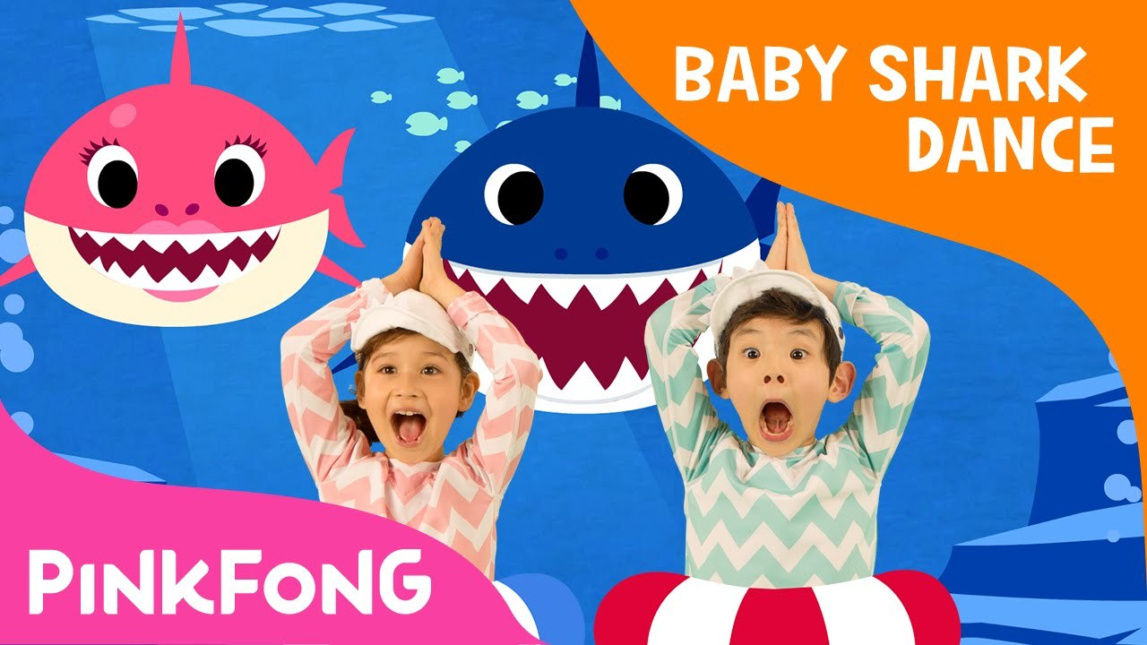 Baby Shark Dance (Pinkfong' YouTube channel)