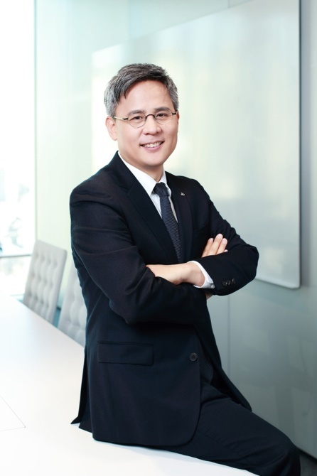 Amorepacific Group's newly appointed President Kim Seung-Hwan (Amorepacific)