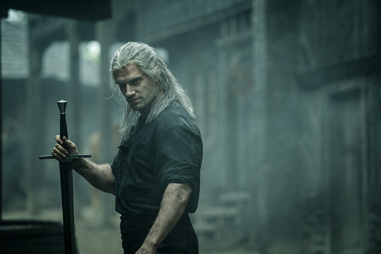"Netflix original drama ""The Witcher"" (Netflix)"