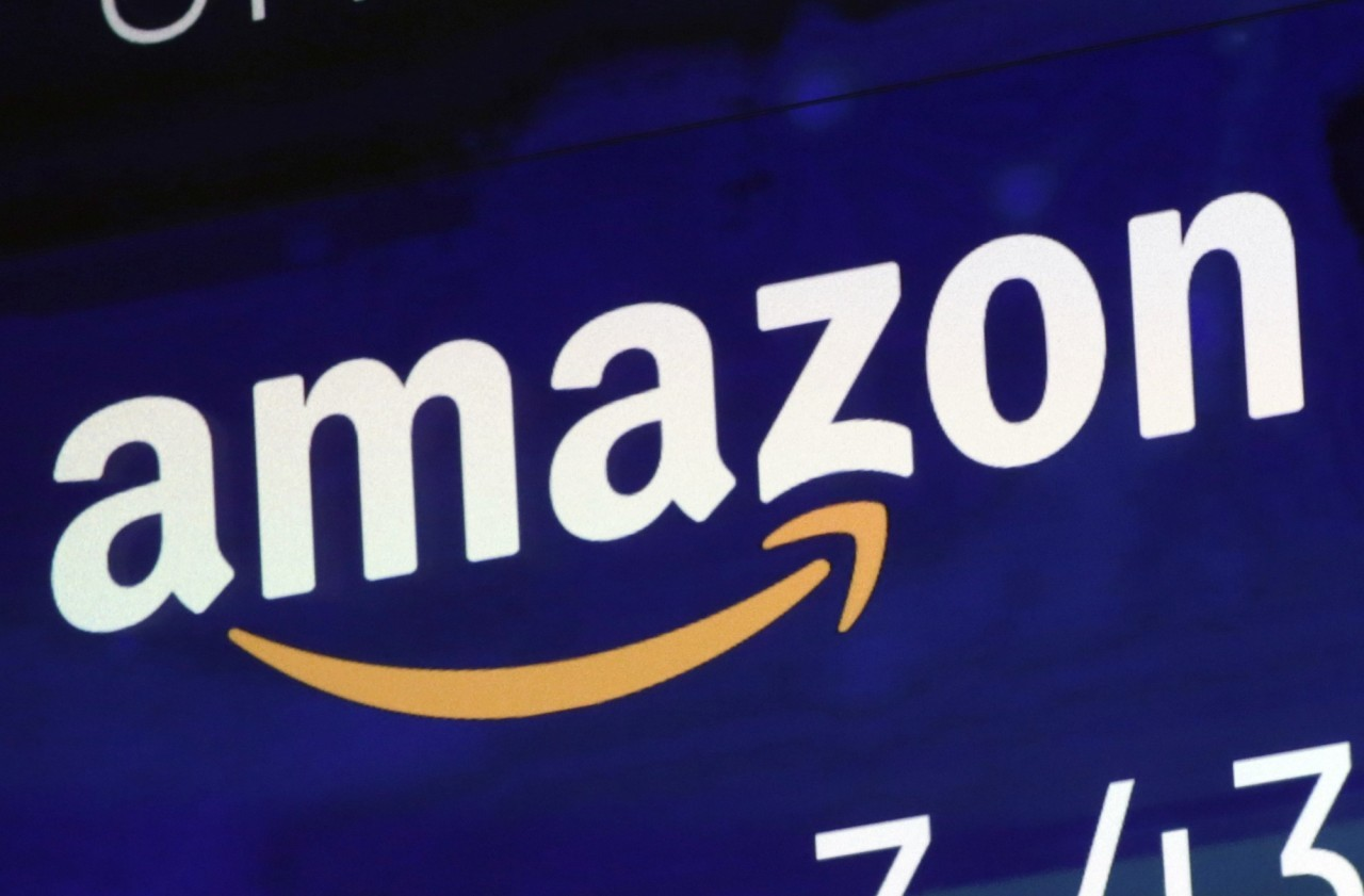 Amazon logo (AP-Yonhap)