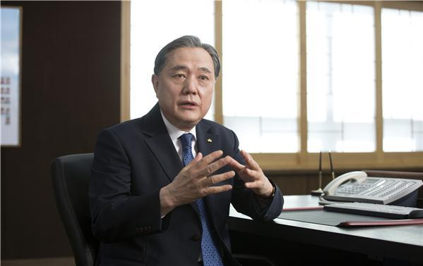 KFCC President Park Cha-hoon (Korean Federation of Community Credit Cooperatives)
