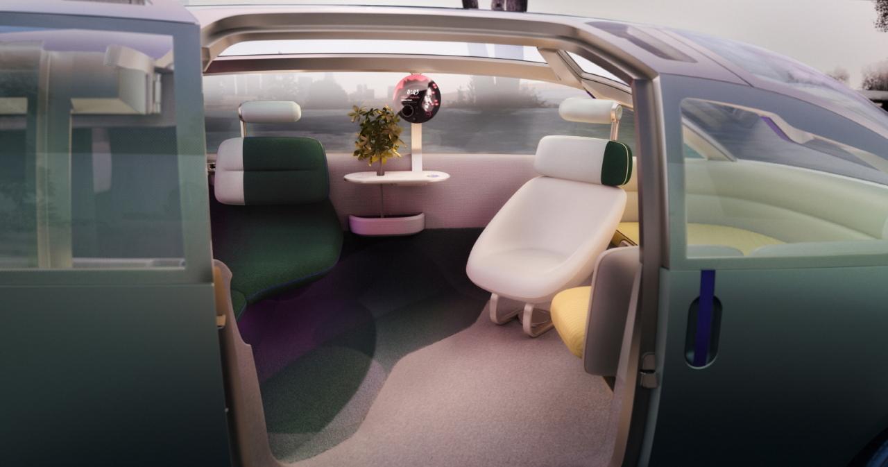 Mini Vision Urbanaut (BMW Group)