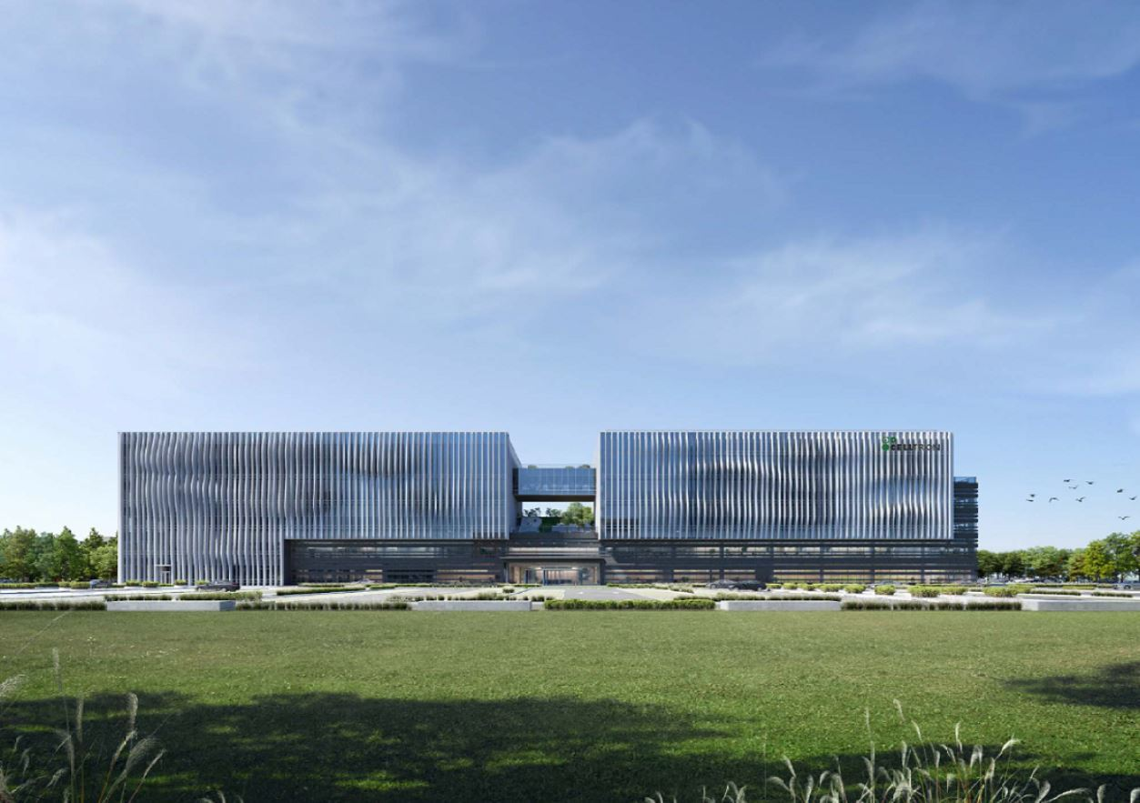 Celltrion's proposed Global Life Science Research Center (Celltrion)