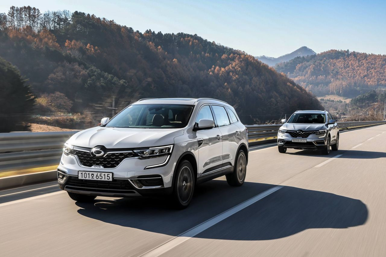 Renault Samsung Motors' new QM6 (Renault Samsung Motors)